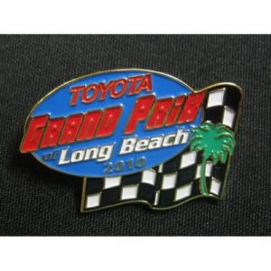 2010 Event Pin