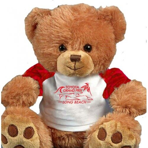 Grand Prix Teddy Bear