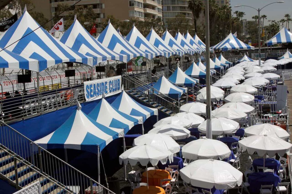 California Pavilion and Tent Rentals